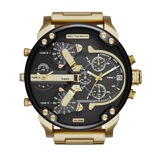 Diesel Horloge Mr Daddy Dz7333