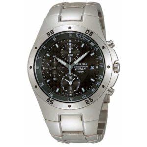 Seiko chronograaf horloge SND419P1