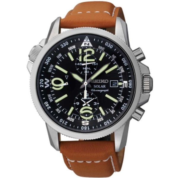 Seiko solar horloge SSC081P1