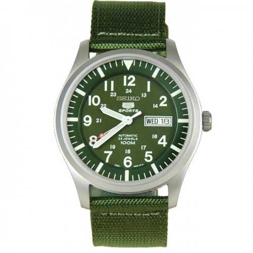 Seiko horloge SNZG09K1