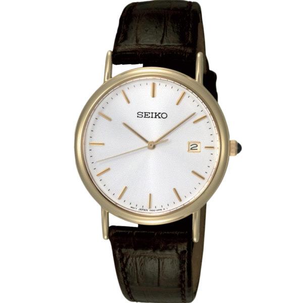 Seiko klassiek horloge SKK698P1