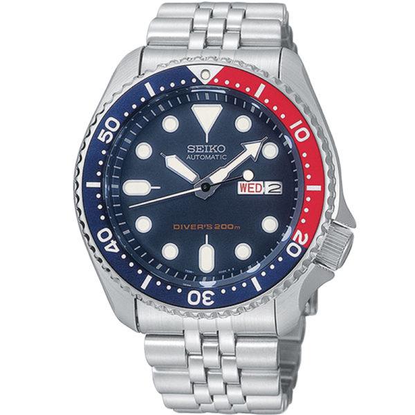 Seiko diver automaat horloge SKX009K2