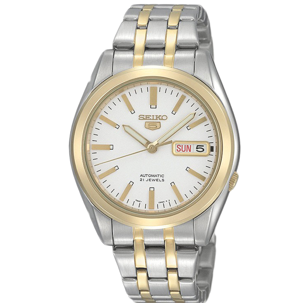 Seiko SNKG98K1 horloge