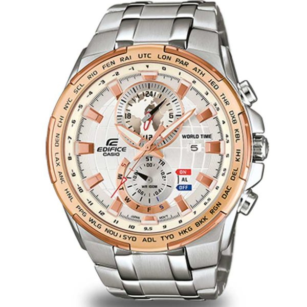 Casio Edifice EFR-550D-7AVUEF horloge