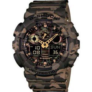 Casio G-shock GA-100CM-5AER horloge