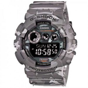Casio G-shock GD-120CM-8ER horloge