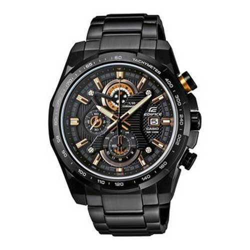 Casio edifice EFR-523BK-1AVEF horloge