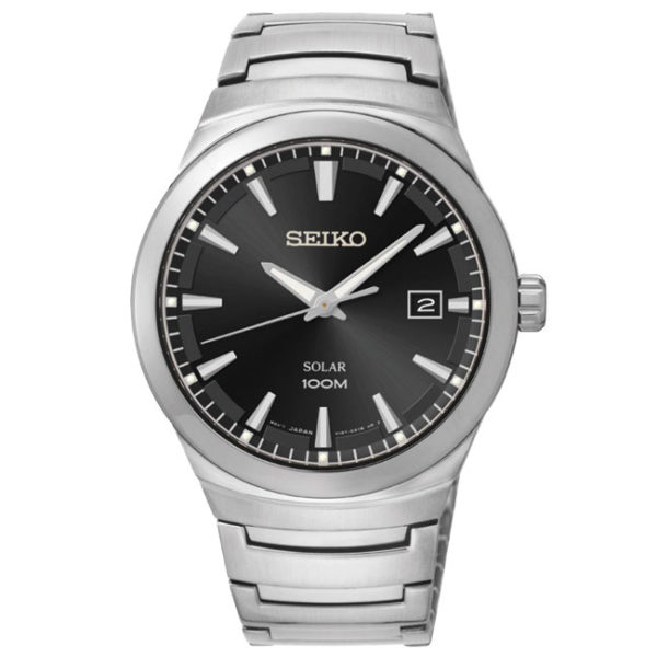 Seiko solar SNE291P1 horloge