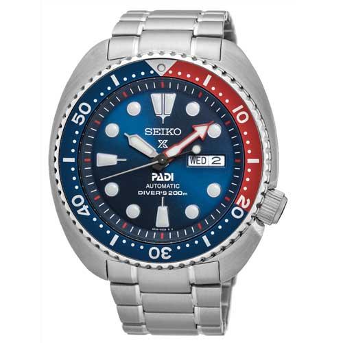 Seiko PADI diver SRPA21K1 horloge