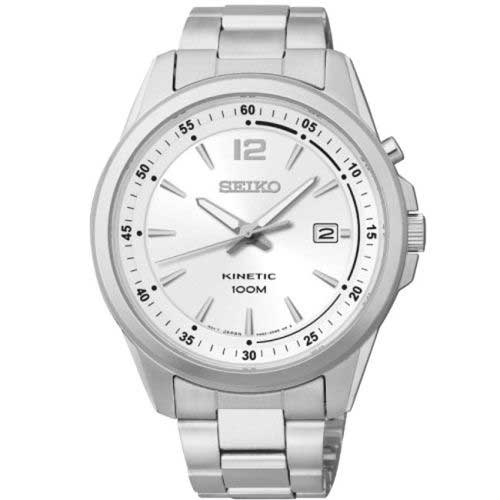 Seiko kinetic SKA587P1 horloge
