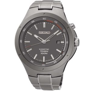 Seiko kinetic SKA713P1 horloge