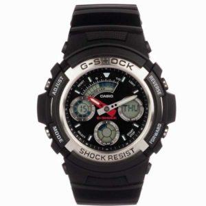 Casio G-Shock AW-590-1AER horloge