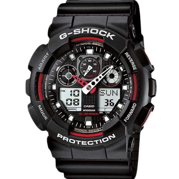 Casio G-Shock GA-100-1A4ER sporthorloge