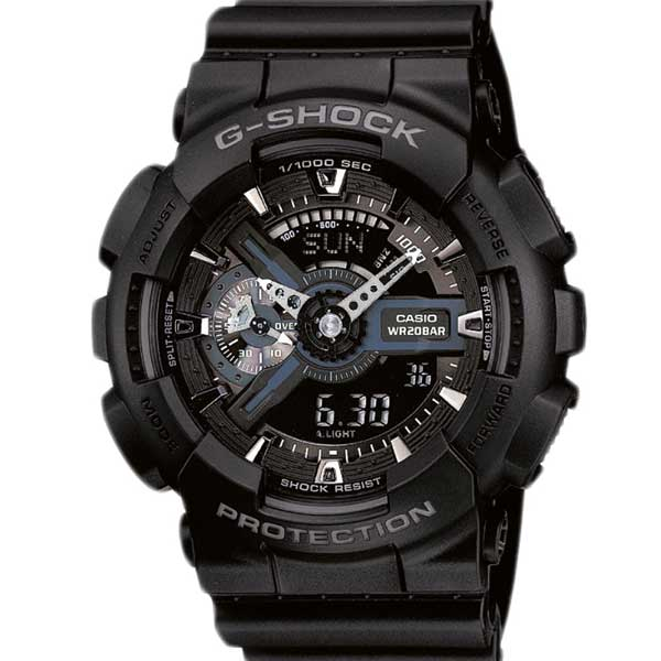 Casio G-Shock GA-110-1BER ana-digit horloge