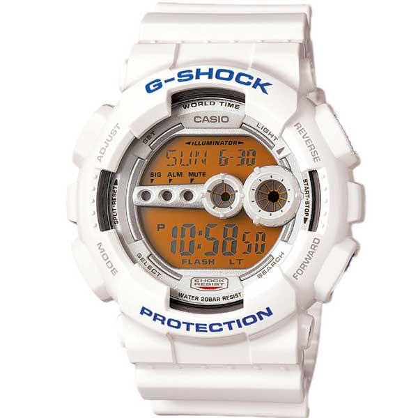 Casio G-Shock GD-100SC-7ER horloge
