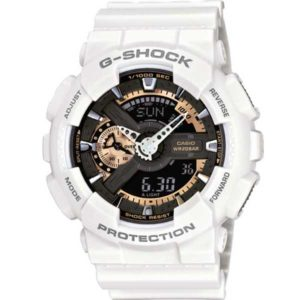 Casio G-Shock GA-110RG-7AER rosé gold horloge - sporthorloge voor mannen