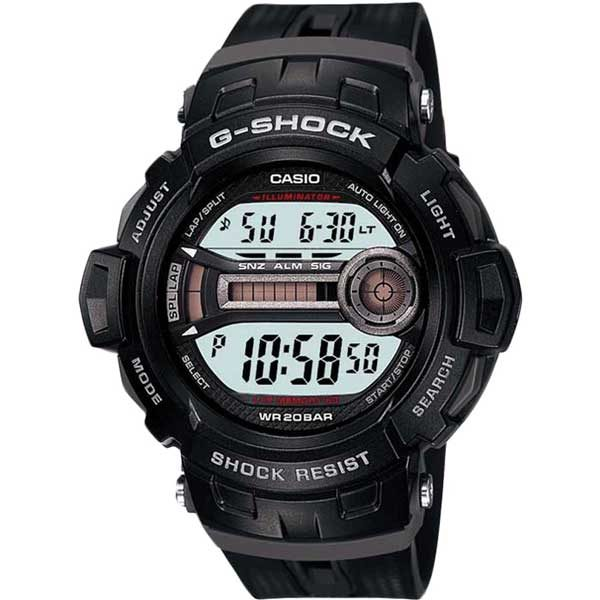 Casio GD-200-1ER horloge