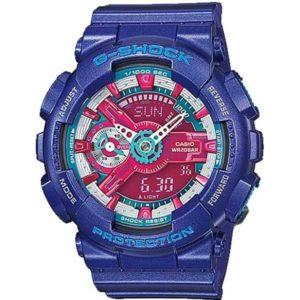 Casio G-Shock GMA-S110HC-2AER horloge