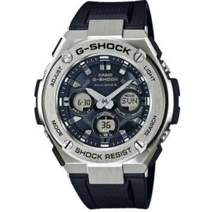 Casio G-Shock GST-W310-1AER horloge - G-Steel Solar horloge