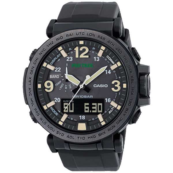 Casio Pro Trek PRG-600Y-1ER Smart Access horloge