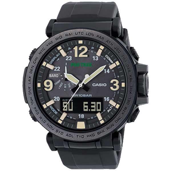 Casio Pro Trek PRG-600Y-1ER Smart Access horloge
