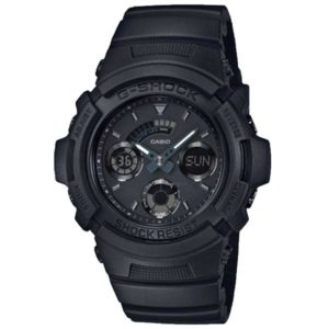 Casio G-Shock AW-591BB-1AER Basic Black horloge