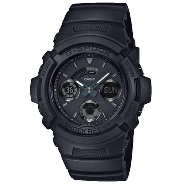 Casio G-ShockAW-591BB-1AER Basic Black horloge