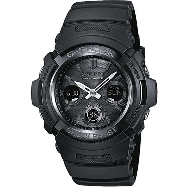 Casio horloge AWG-M100B-1AER