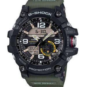 Casio G-Shock GG-1000-1A3ER Mudmaster Green horloge
