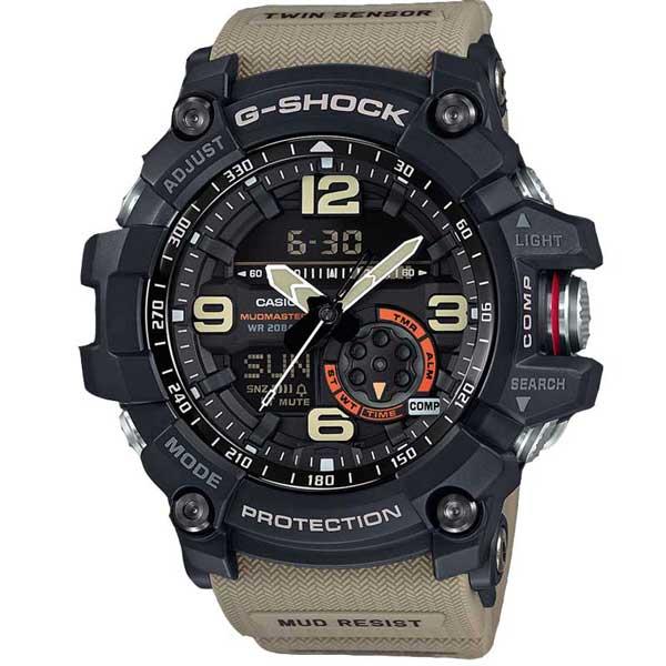 Casio G-Shock GG-1000-1A5ER Mudmaster horloge