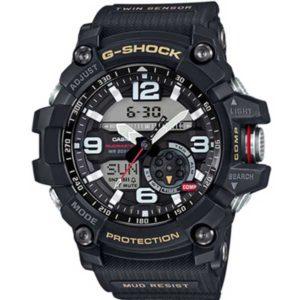 Casio G-ShockGG-1000-1AER Mudmaster black horloge