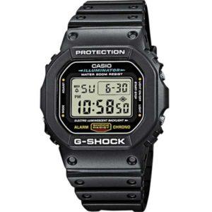 Casio G-Shock DW-5600E-1VER classic horloge