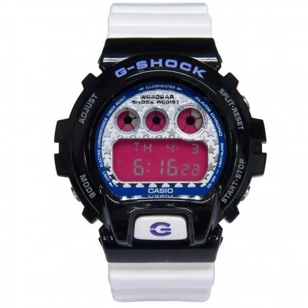 Casio G-Shock DW-6900SC-1DR horloge - Limited Edition