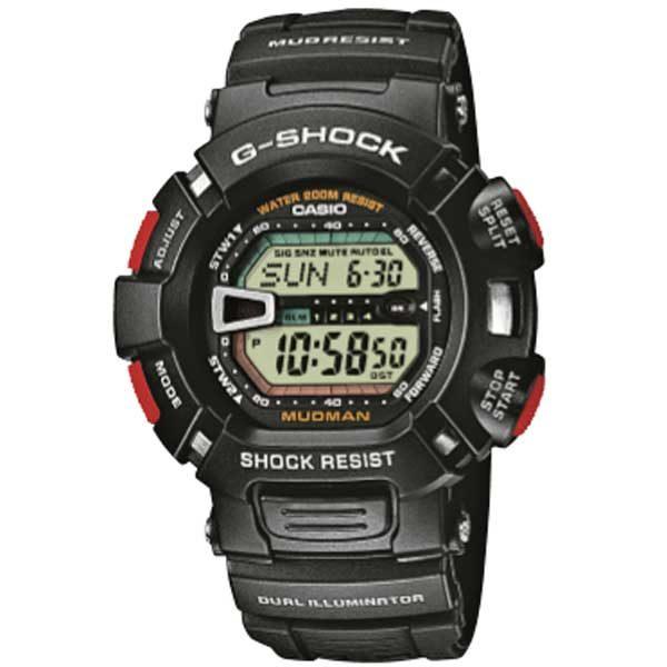 Casio G-Shock G-9000-1VER Mudman horloge