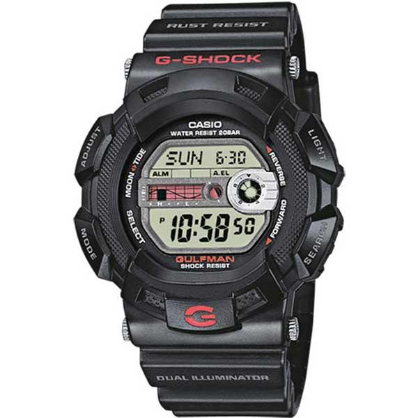 Casio G-Shock G-9100-1ER Gulfman outdoor horloge