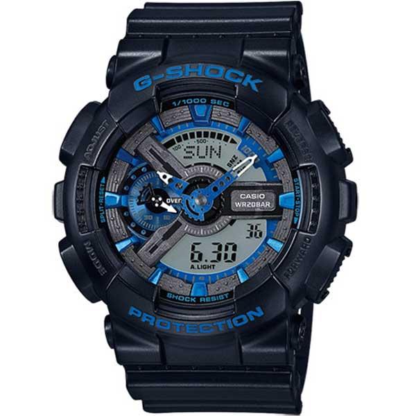 Casio G-Shock GA-110CB-1AER Ice Blue horloge