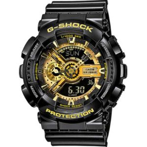 Casio G-Shock GA-110GB-1AER Mission gold horloge