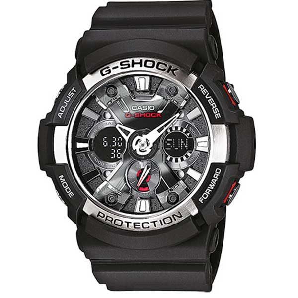 Casio G-Shock GA-200BW-1AER horloge