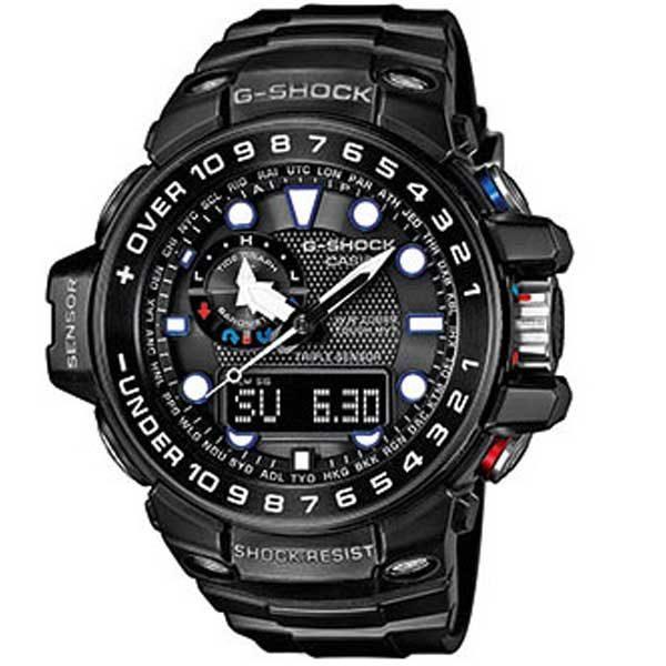 Casio G-Shock GWN-1000B-1AER Gulfmaster horloge