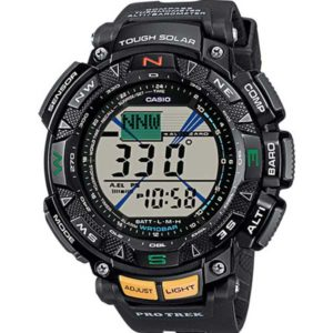 Casio Pro Trek PRG-240-1ER solar powered horloge