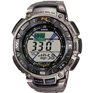 Casio Pro Trek PRG-240T-1ER Titanium sport horloge