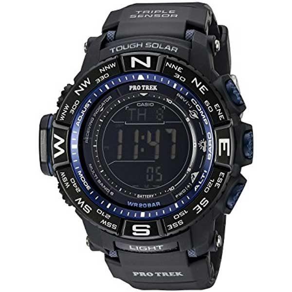 Casio Pro Trek PRW-3500Y-1ER Solar compass horloge