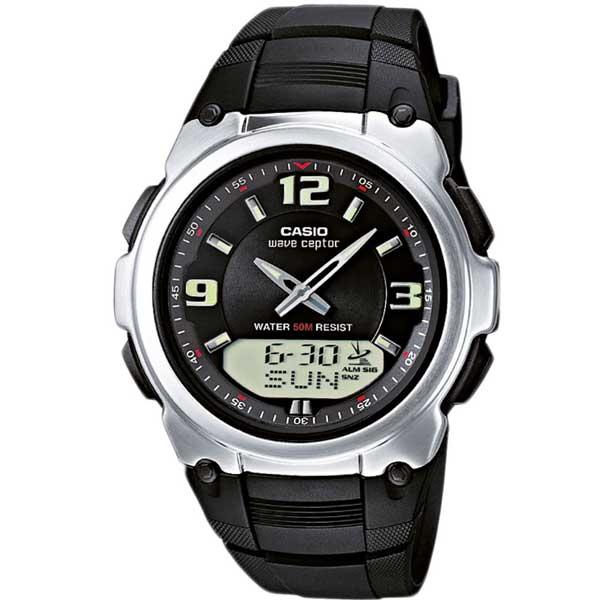 CasioWVA-109HE-1BVER wave-ceptor horloge - Officiële Casio dealer