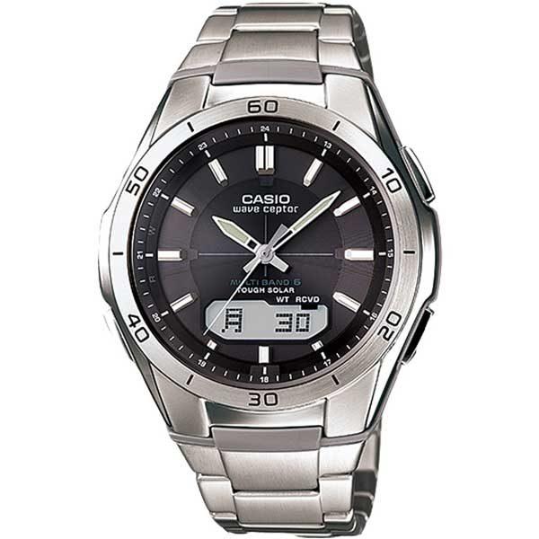 CasioWVA-M640D-1AER wave-ceptor horloge - Officiële Casio dealer