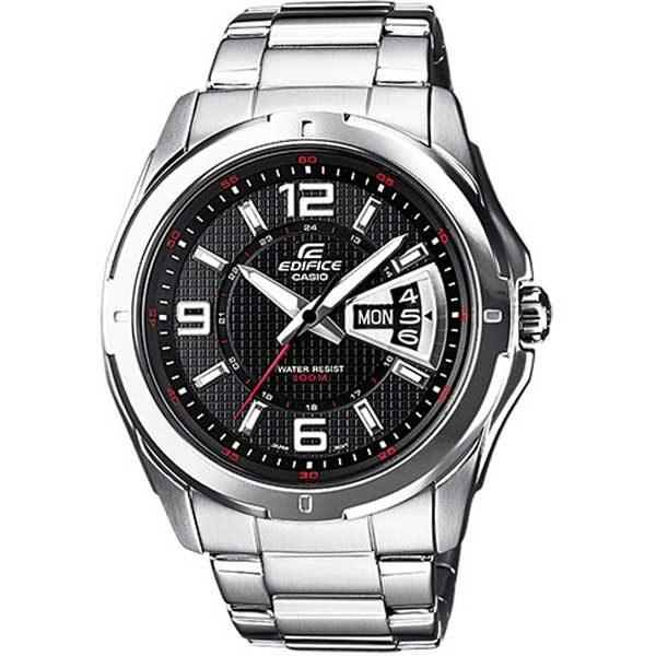 Casio Edifice EF-129D-1AVEF horloge - Officiële Casio dealer