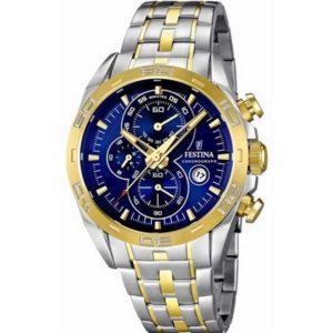 Festina Chrono F16655/3 horloge - Officiële Festina dealer