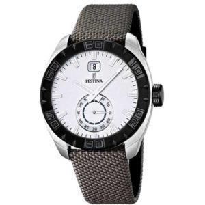Festina F16674/1 horloge met datum - Officiële Festina dealer