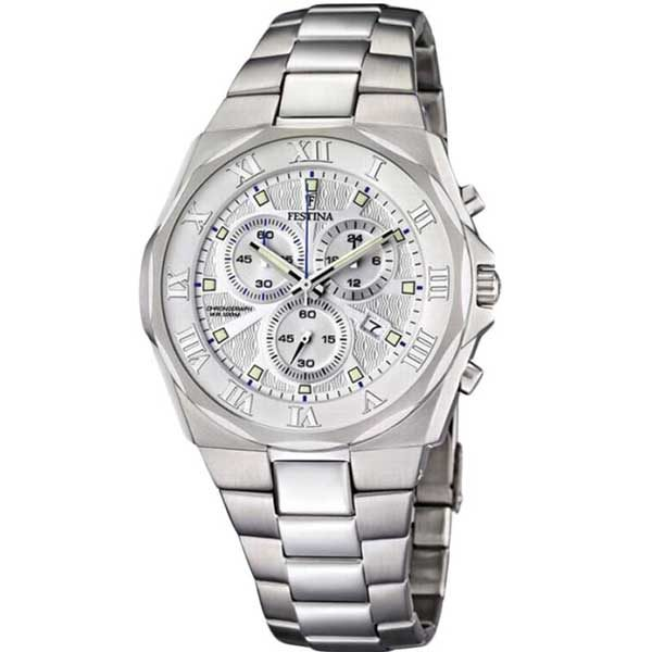 Festina Chrono F6818/1 horloge - Officiële Festina dealer