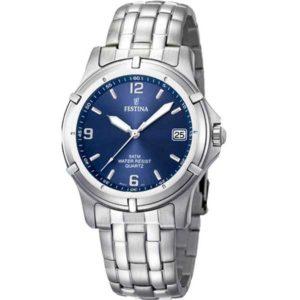 Festina F8920/3 klassiek horloge met datum - Officiële Festina dealer