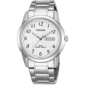 Pulsar PJ6025X1 herenhorloge - Officiële Pulsar dealer - PJ6025X1